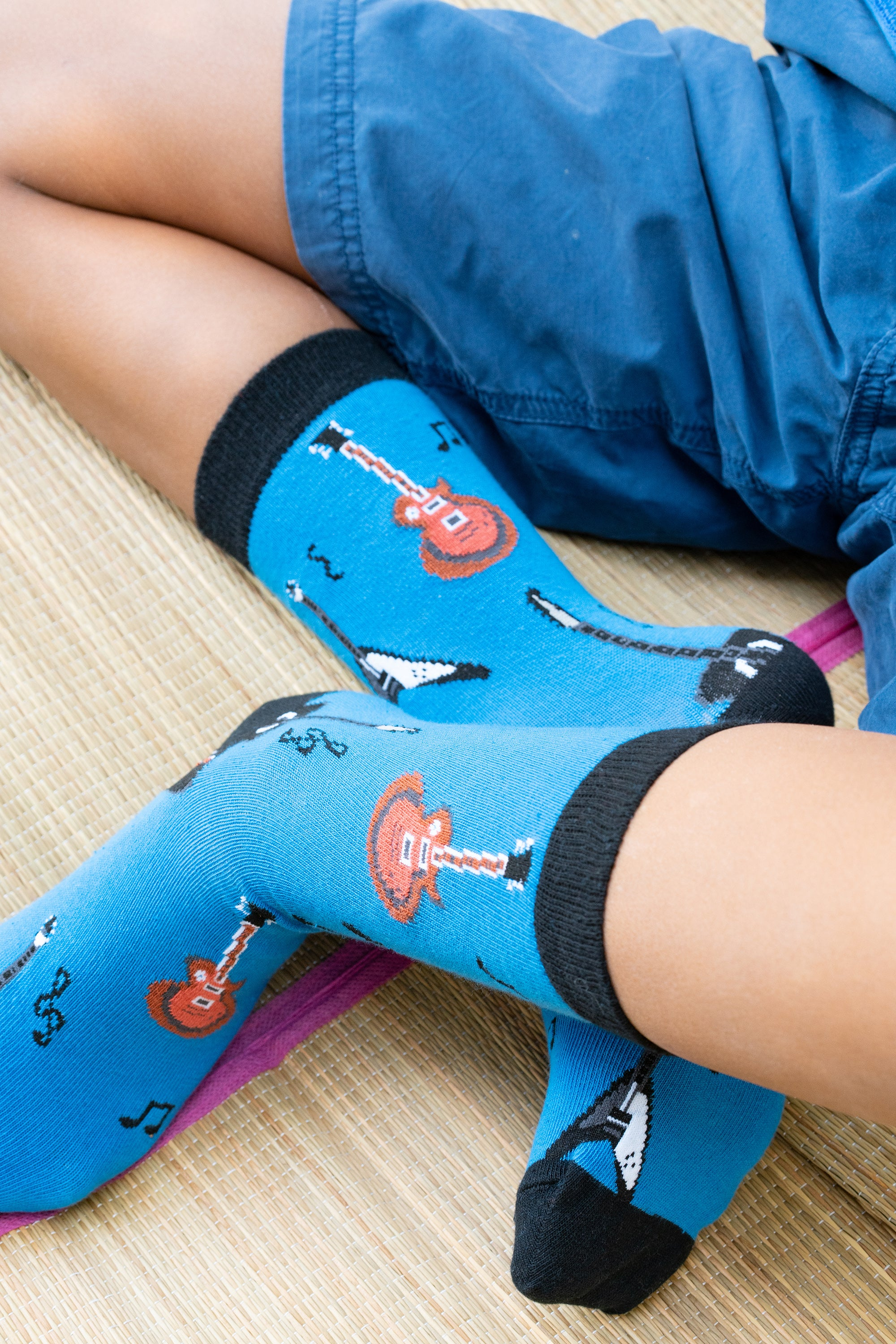Kids Music Socks 5-Pack