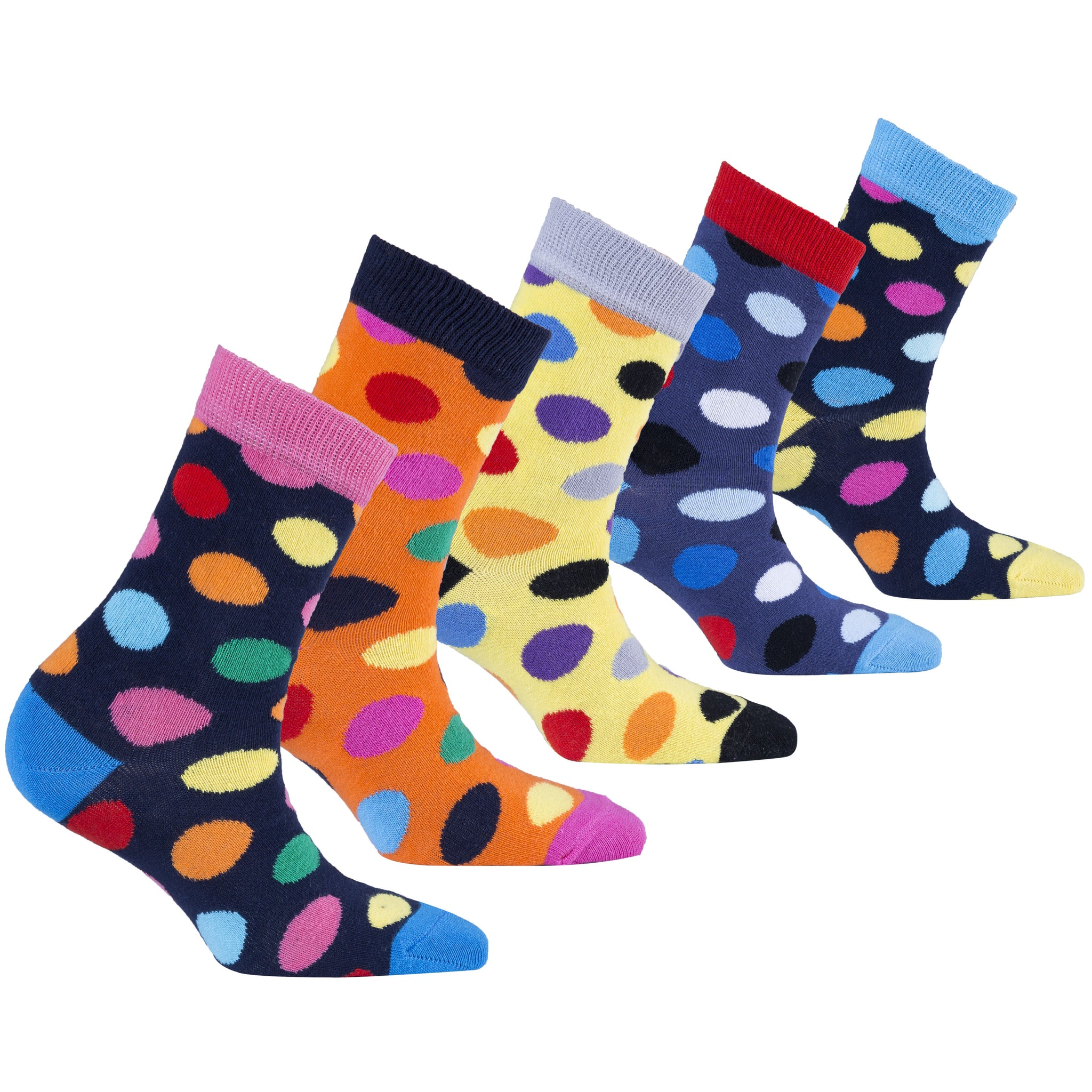 Kids Modern Dots Socks