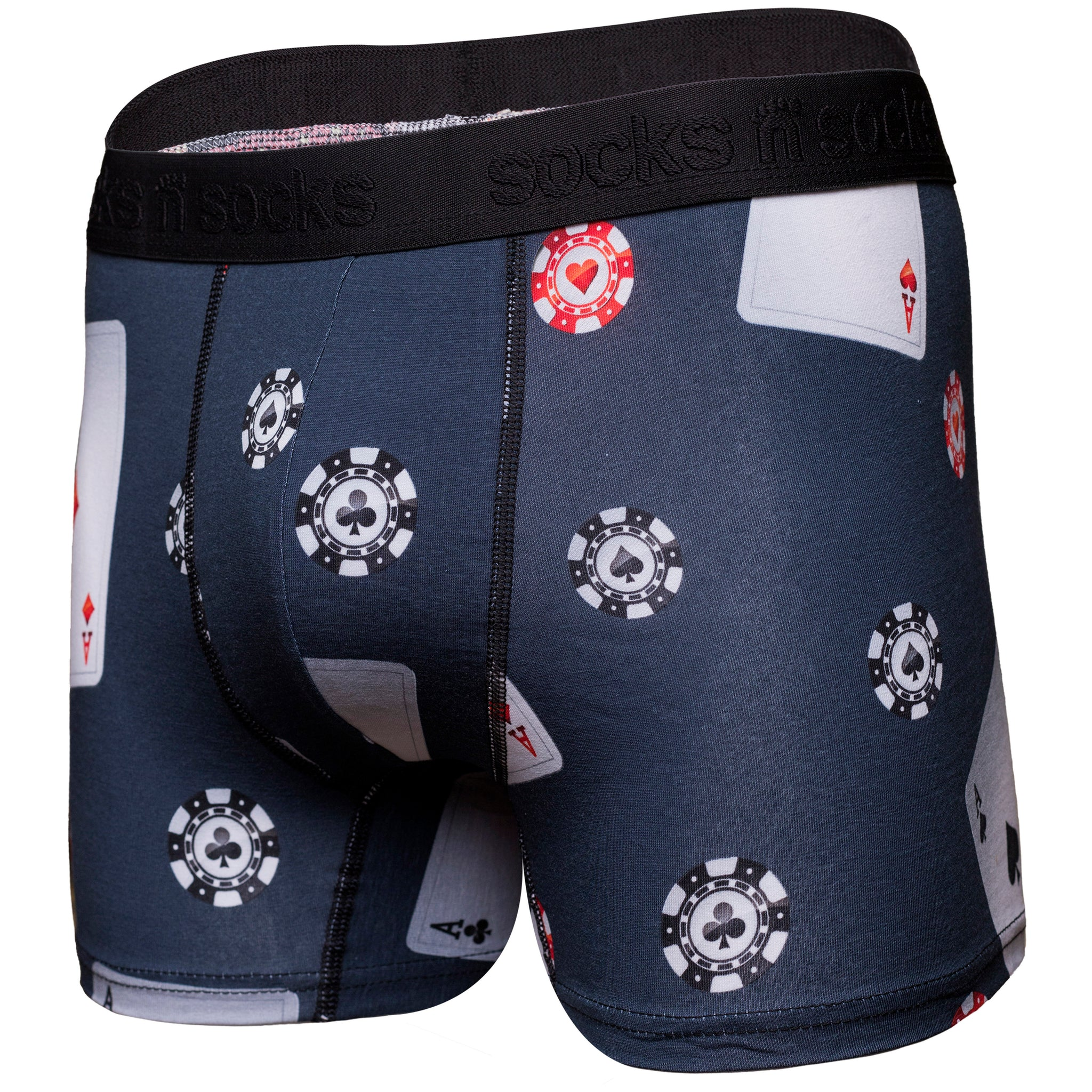 Men's Card Table Boxer Brief