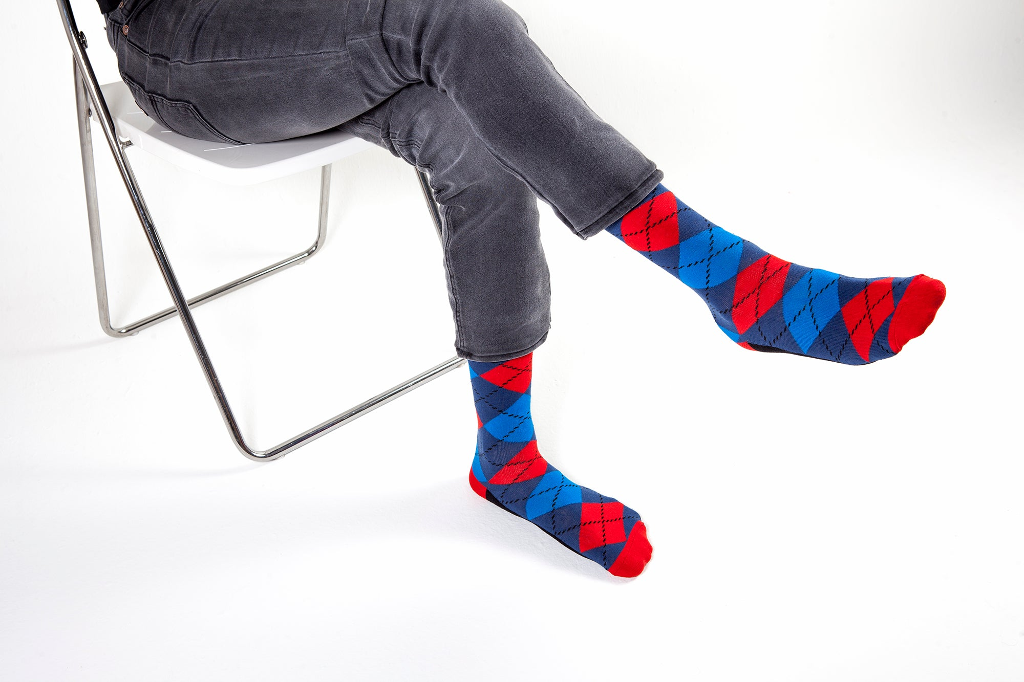 Men's Admiral Argyle Socks