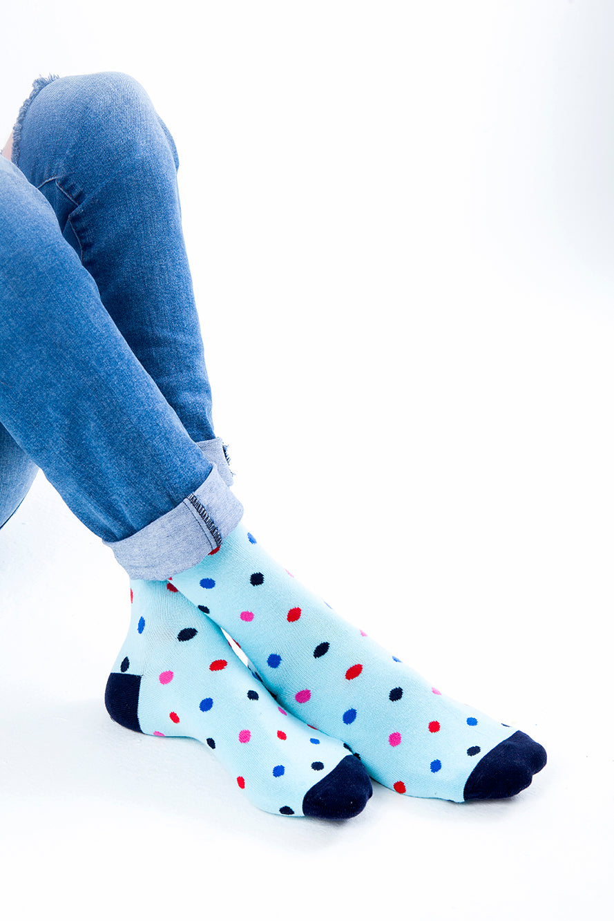 Men's Funky Dots Socks