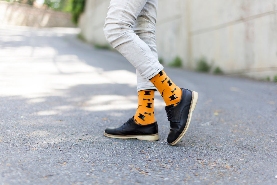 Men's Top Hat Socks