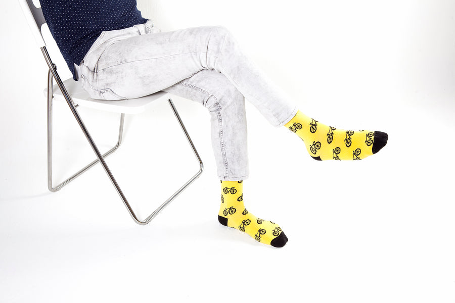 Men's Bicycle Socks