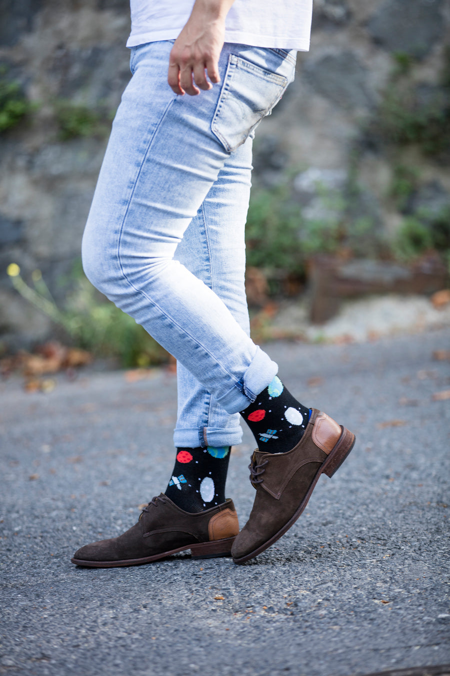 Men's Galaxy Socks