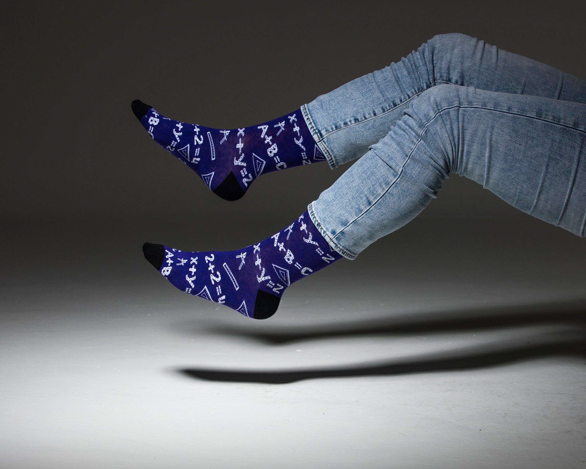 Men's Mathematics Socks