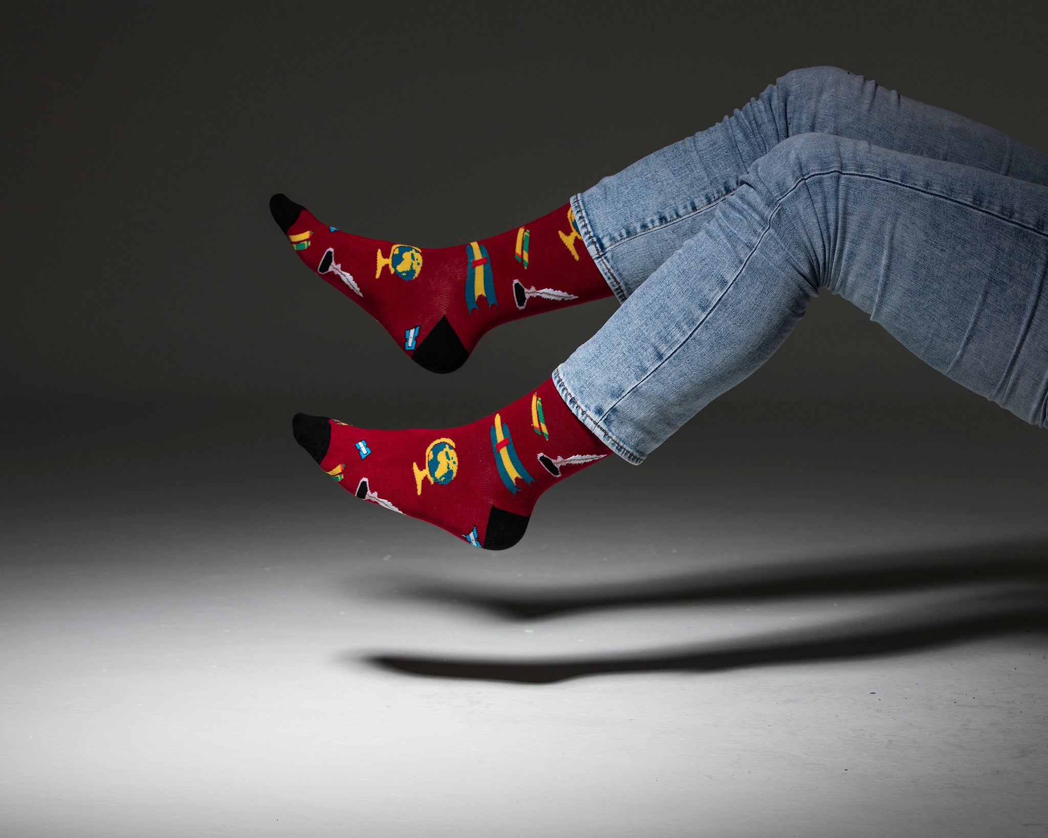 Men's Literature Socks