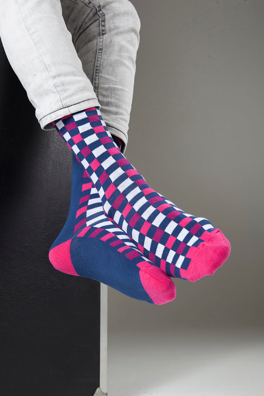 Men's Aegean Square Socks