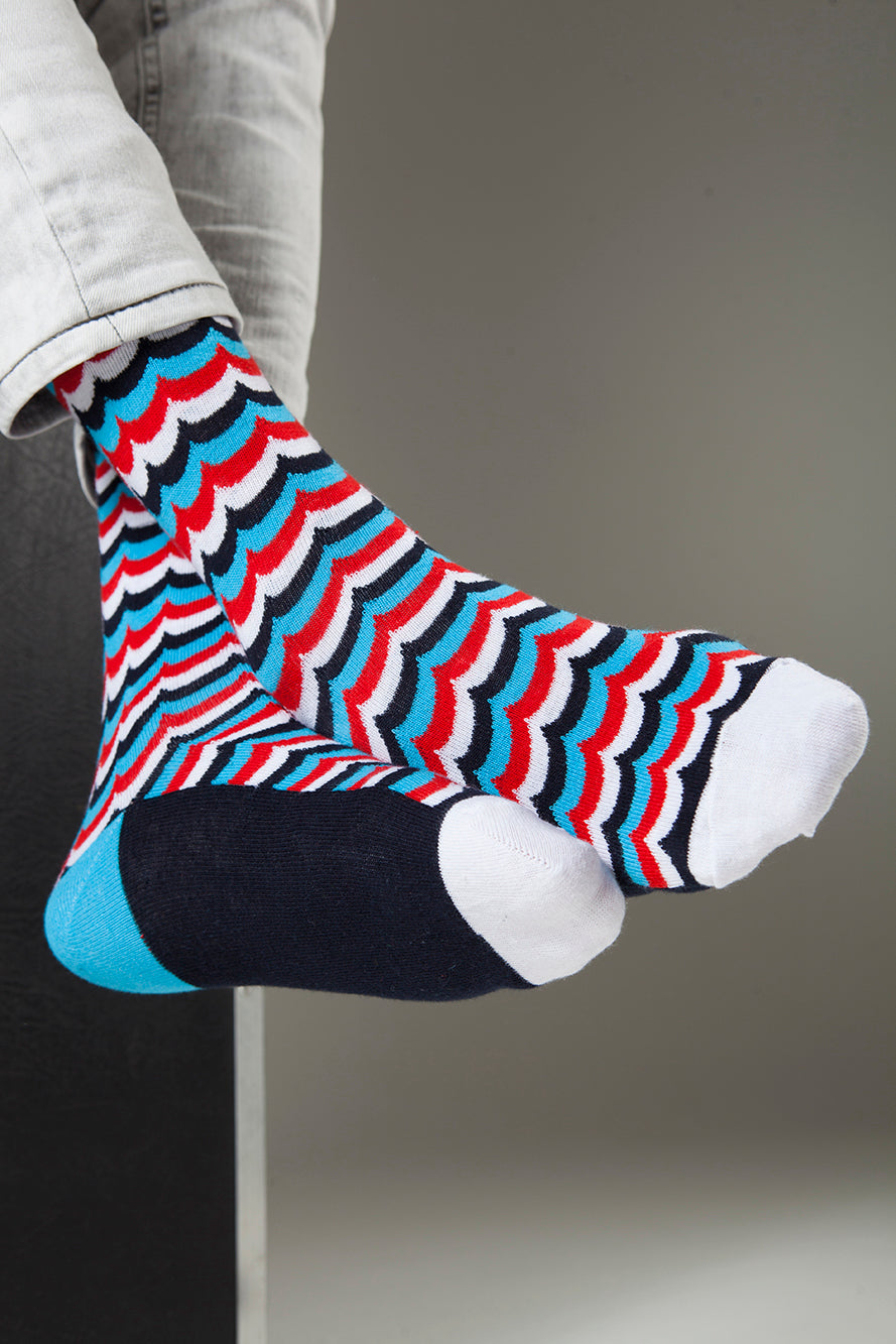 Men's High Class Mix Set Socks