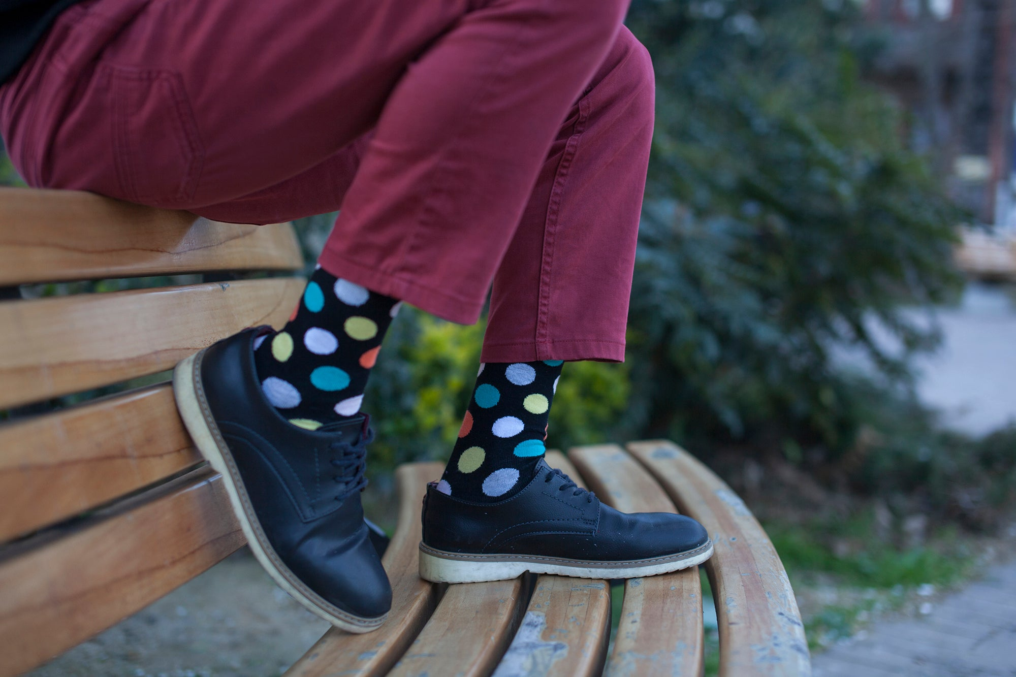 Men's Chic Mix Set Socks