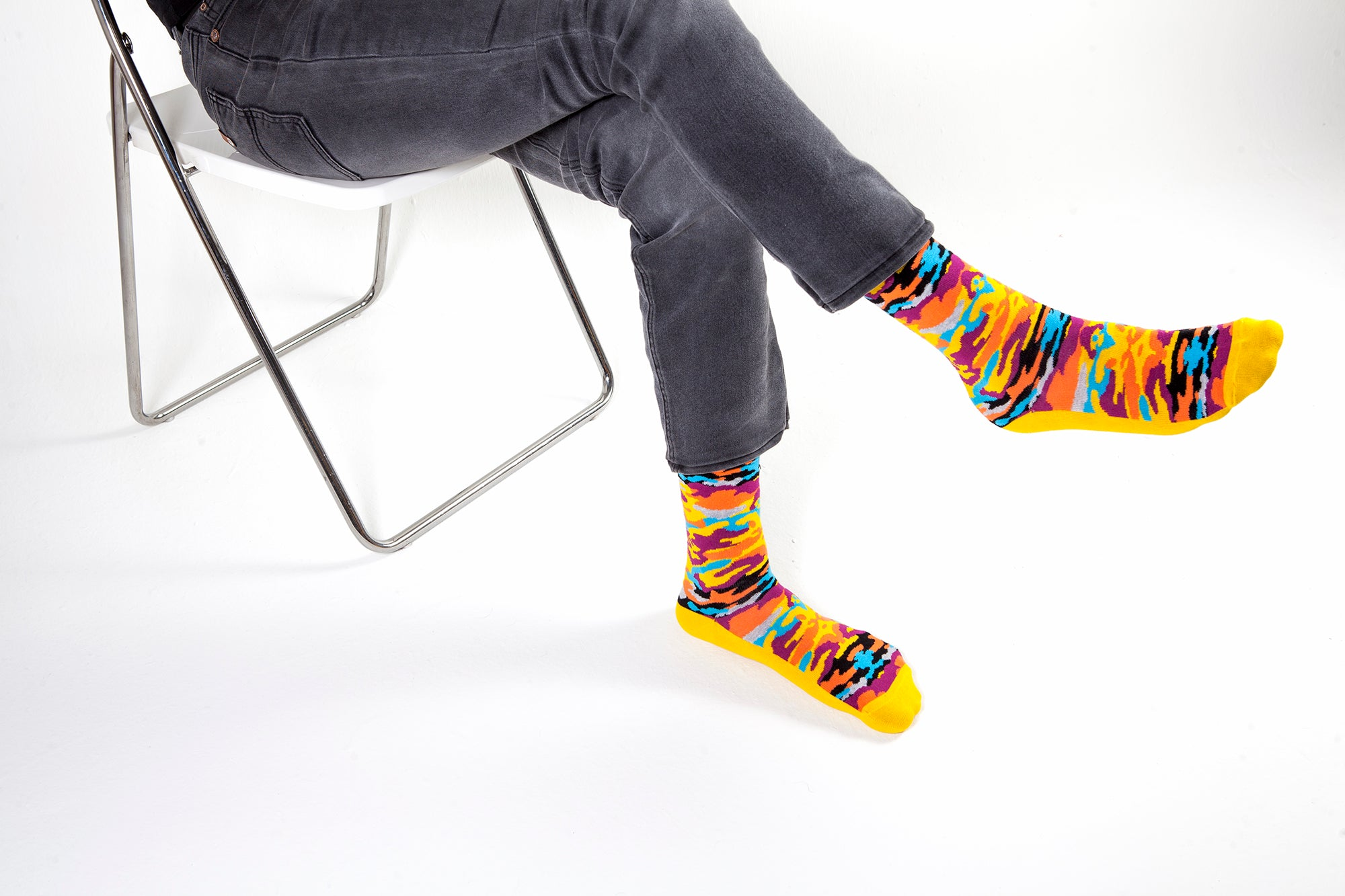 Men's Candy Mix Set Socks