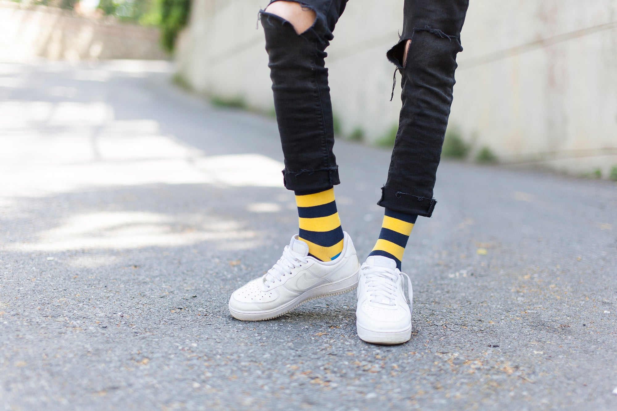 Men's Trendy Stripes Socks