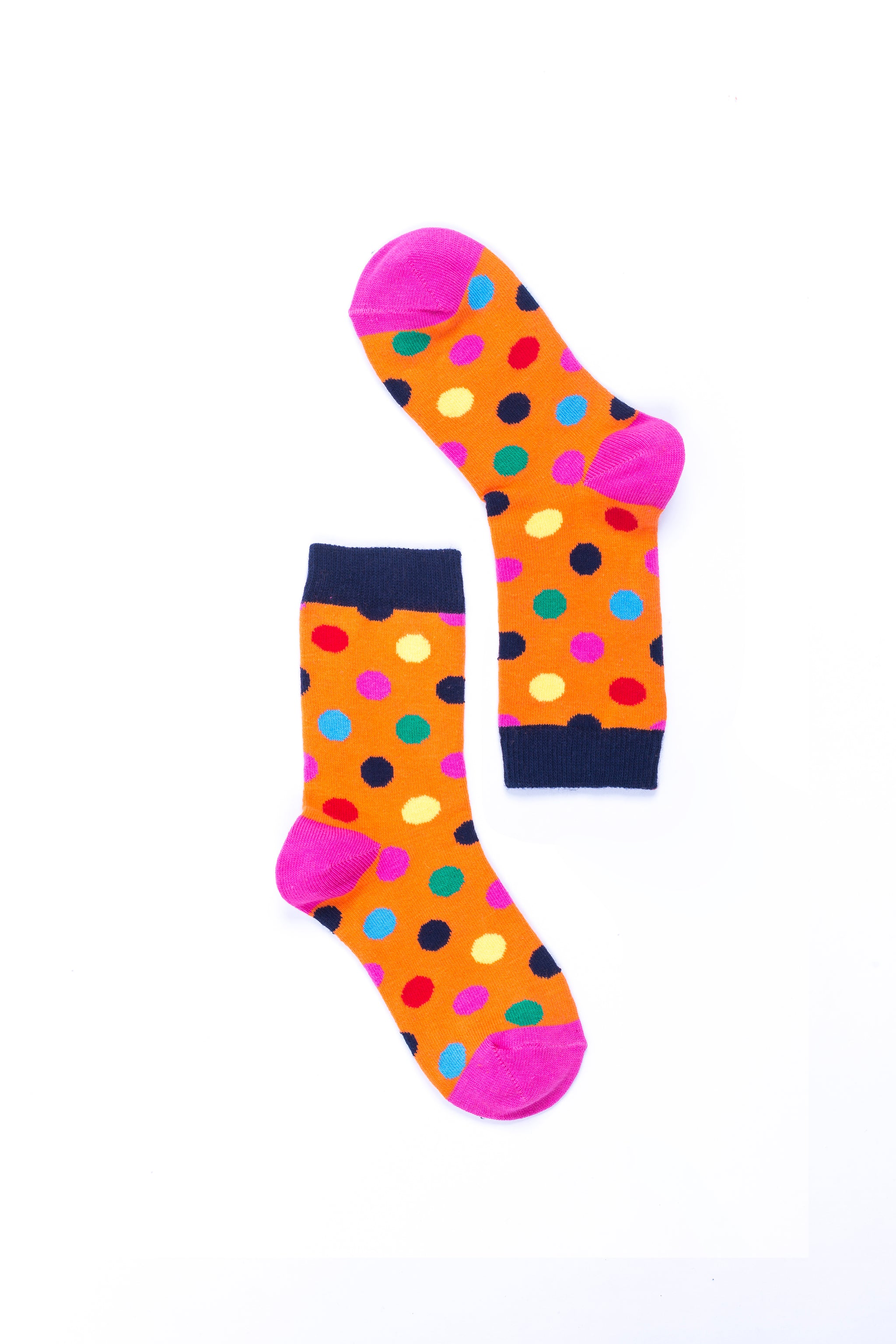 Women's Mandarin Dot Socks