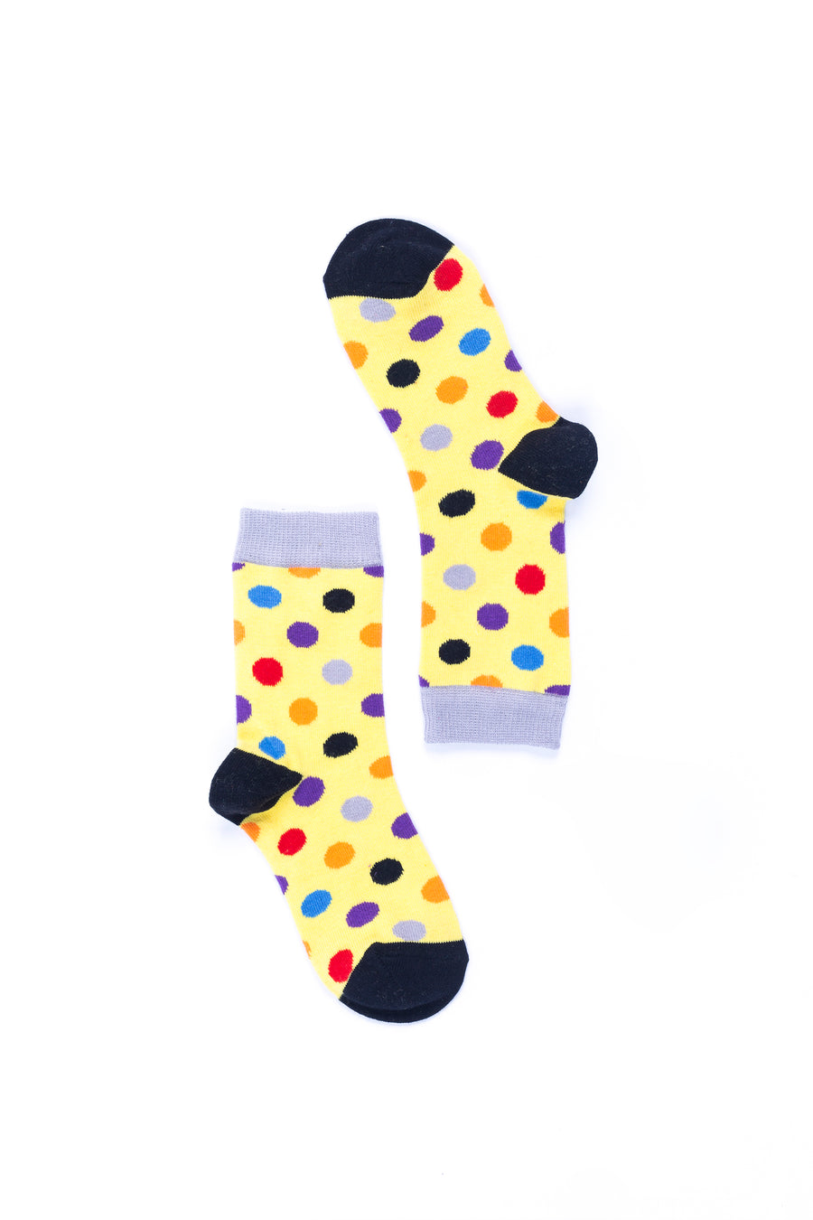 Women's Blonde Dot Socks