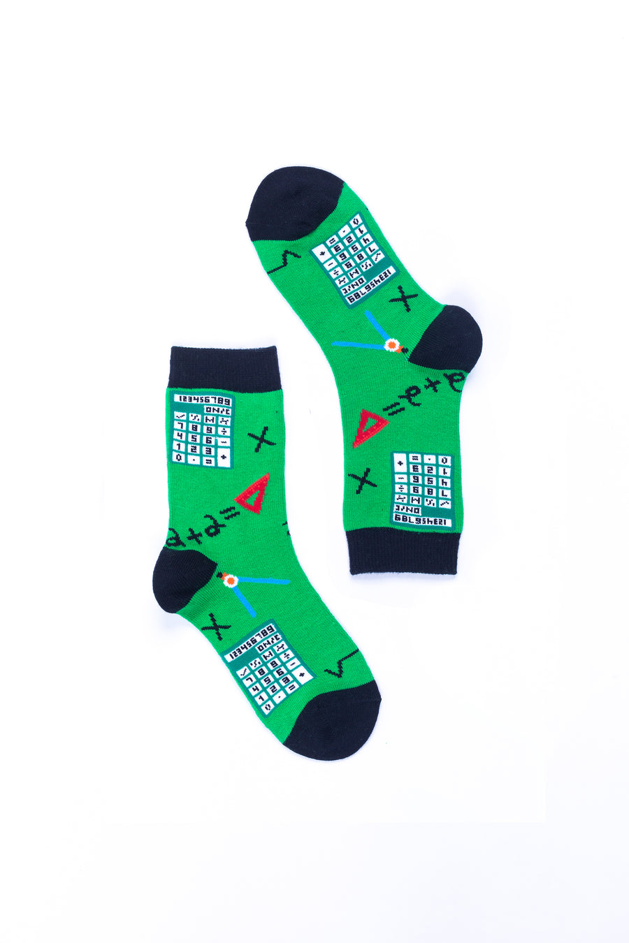Women's Calculator Socks