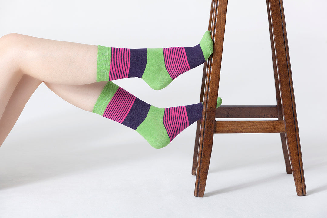 Women's Rose Garden Socks