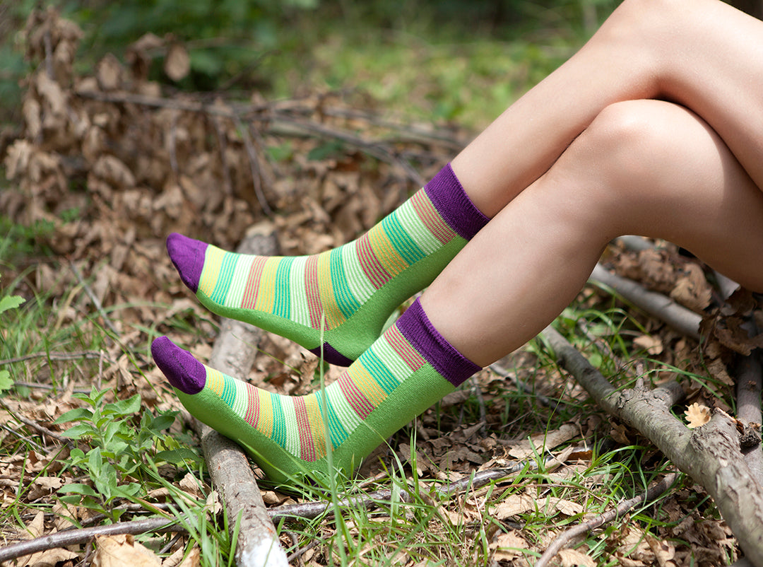 Women's Pear Garden Socks