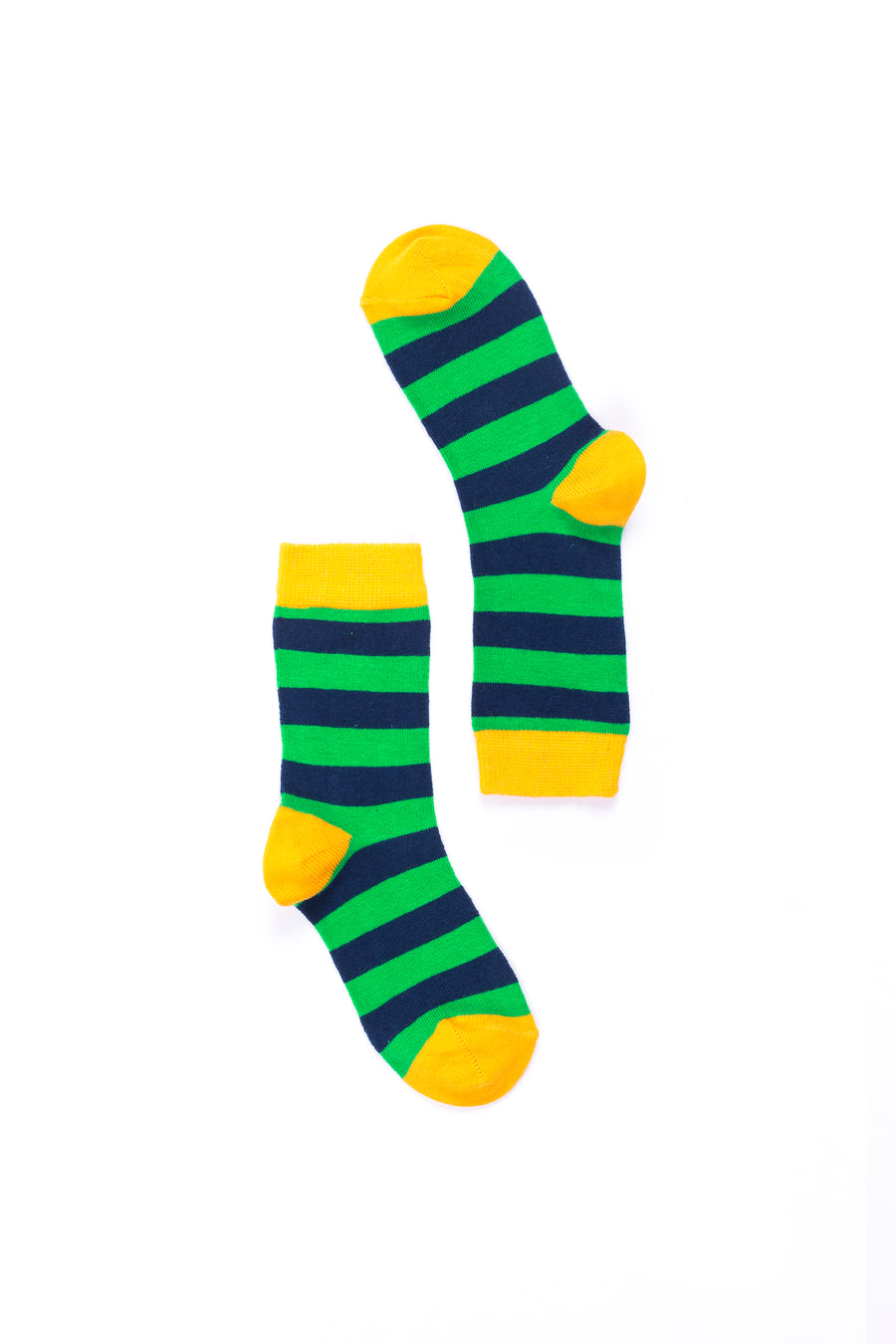 Women's Carrot Leaf Stripe Socks