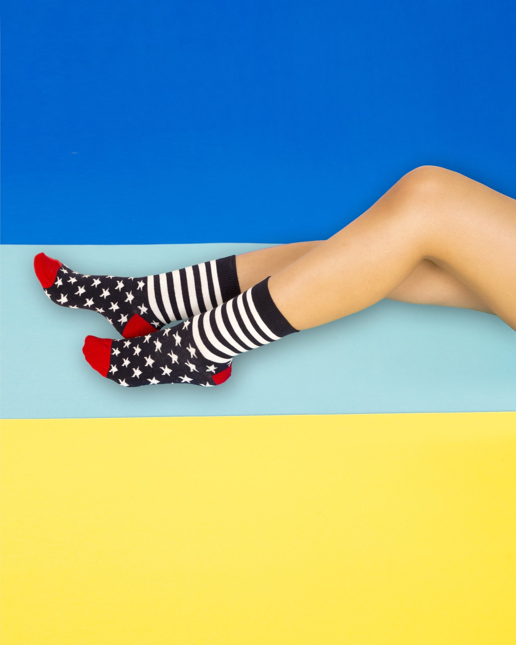 Women's July 4th Socks