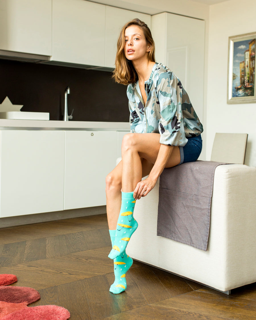 Women's Umbrella Socks