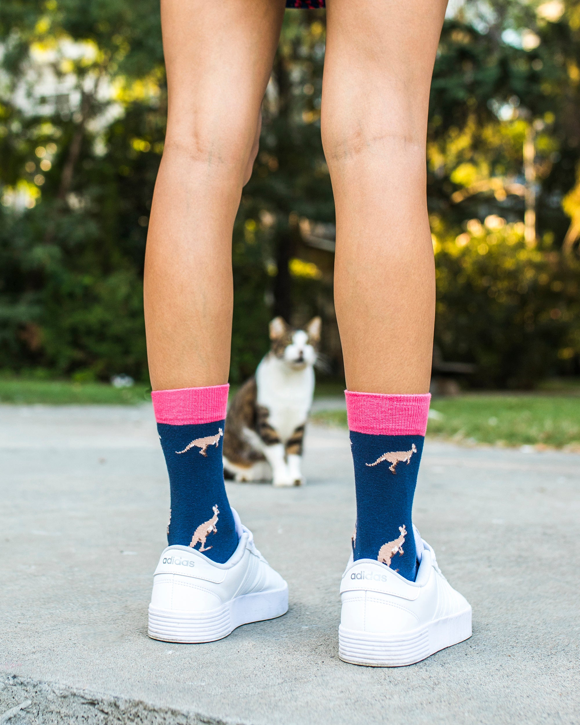 Women's Kangaroo Socks