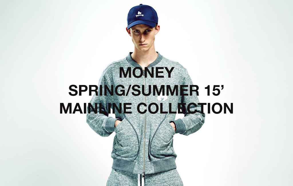 Money Clothing Spring/Summer 2015 Lookbook