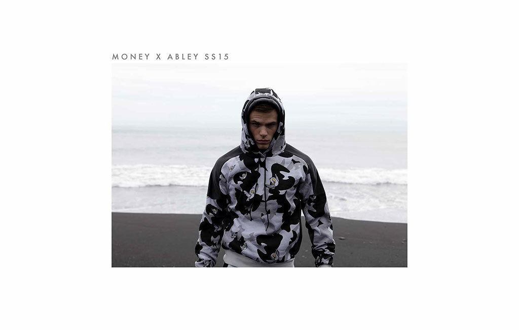 Money Clothing x Bobby Abley Spring/Summer 2015