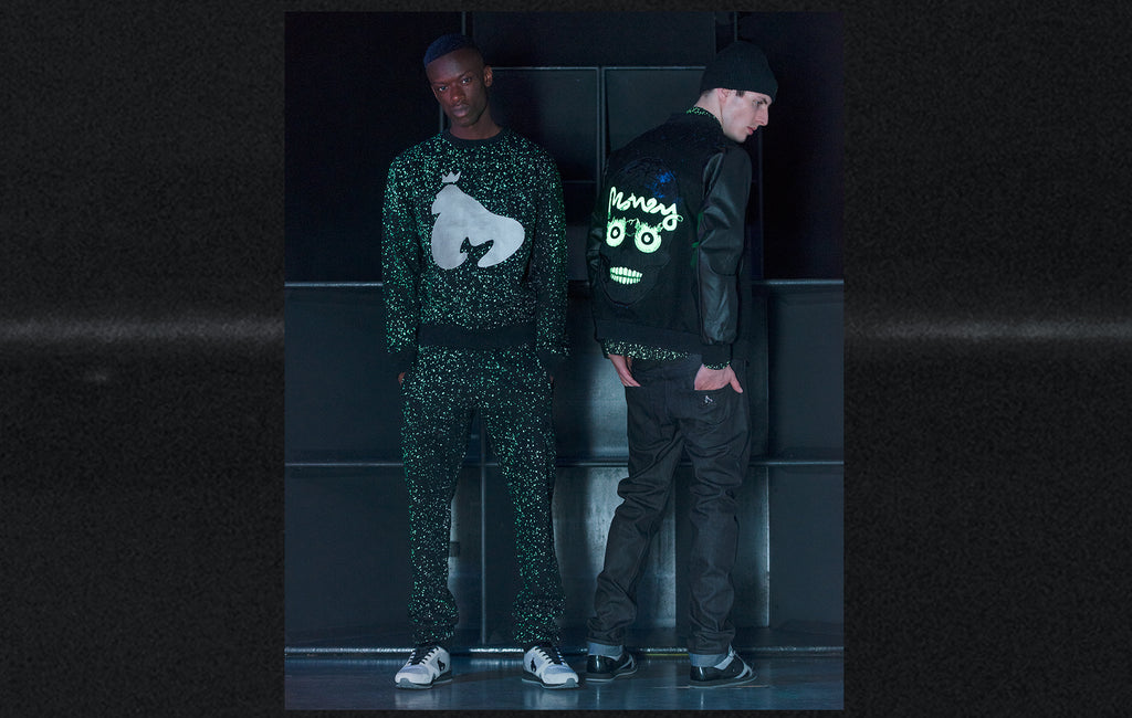 Money Clothing Autumn/Winter 2014 Lookbook