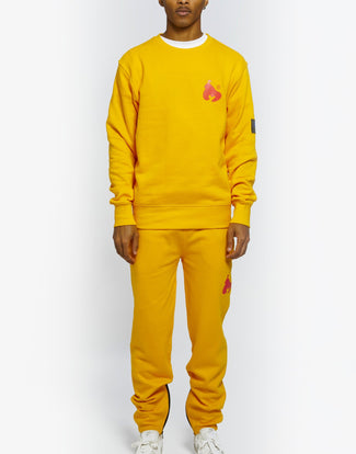 COLOUR PACK TRACK  YELLOW BUNDLE
