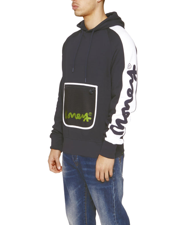 TREK OFF MONEY HOODY NAVY