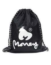 MONEY GYM BAG BLACK