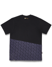 MONEY CLOTHING MONO SLICE TEE BLACK