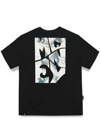MONEY CLOTHING TRIP CUT TEE BLACK
