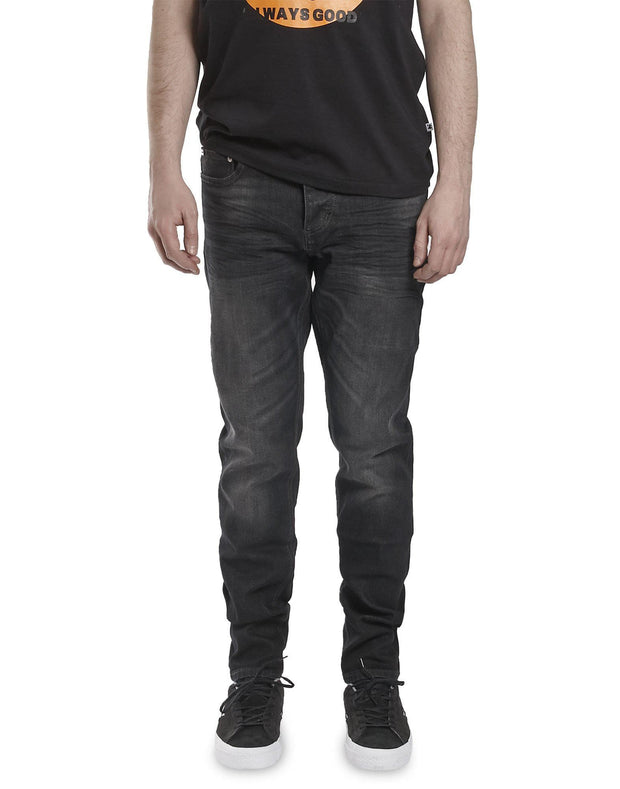Money Slim Fit Jeans in Black