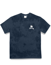 MONEY CLOTHING LOST MONEY TEE NAVY