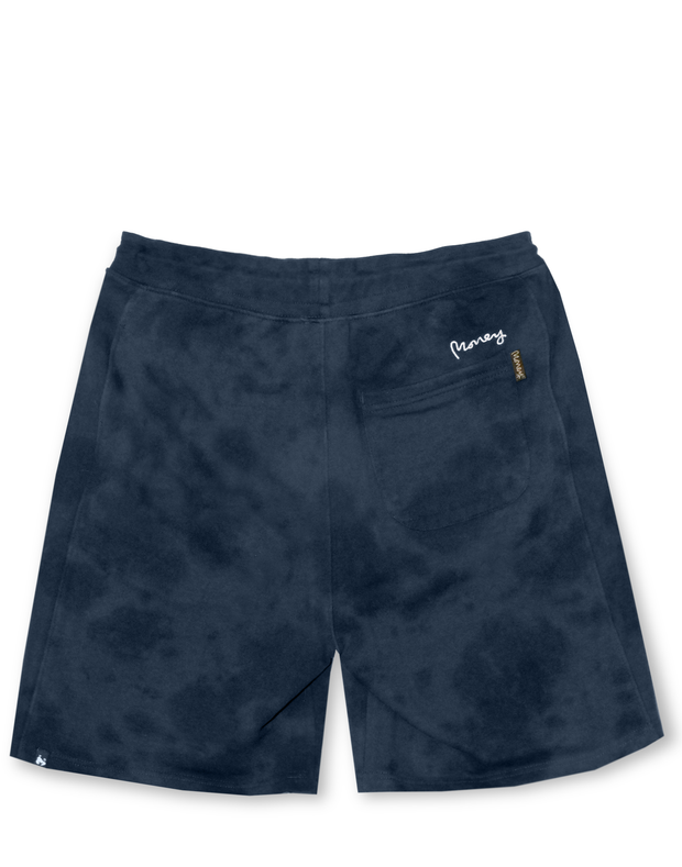 MONEY CLOTHING LOST MONEY SHORT NAVY