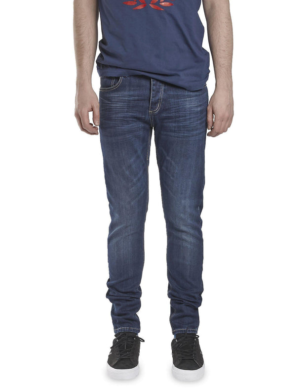 Money Slim Fit Jeans in Dark Indigo