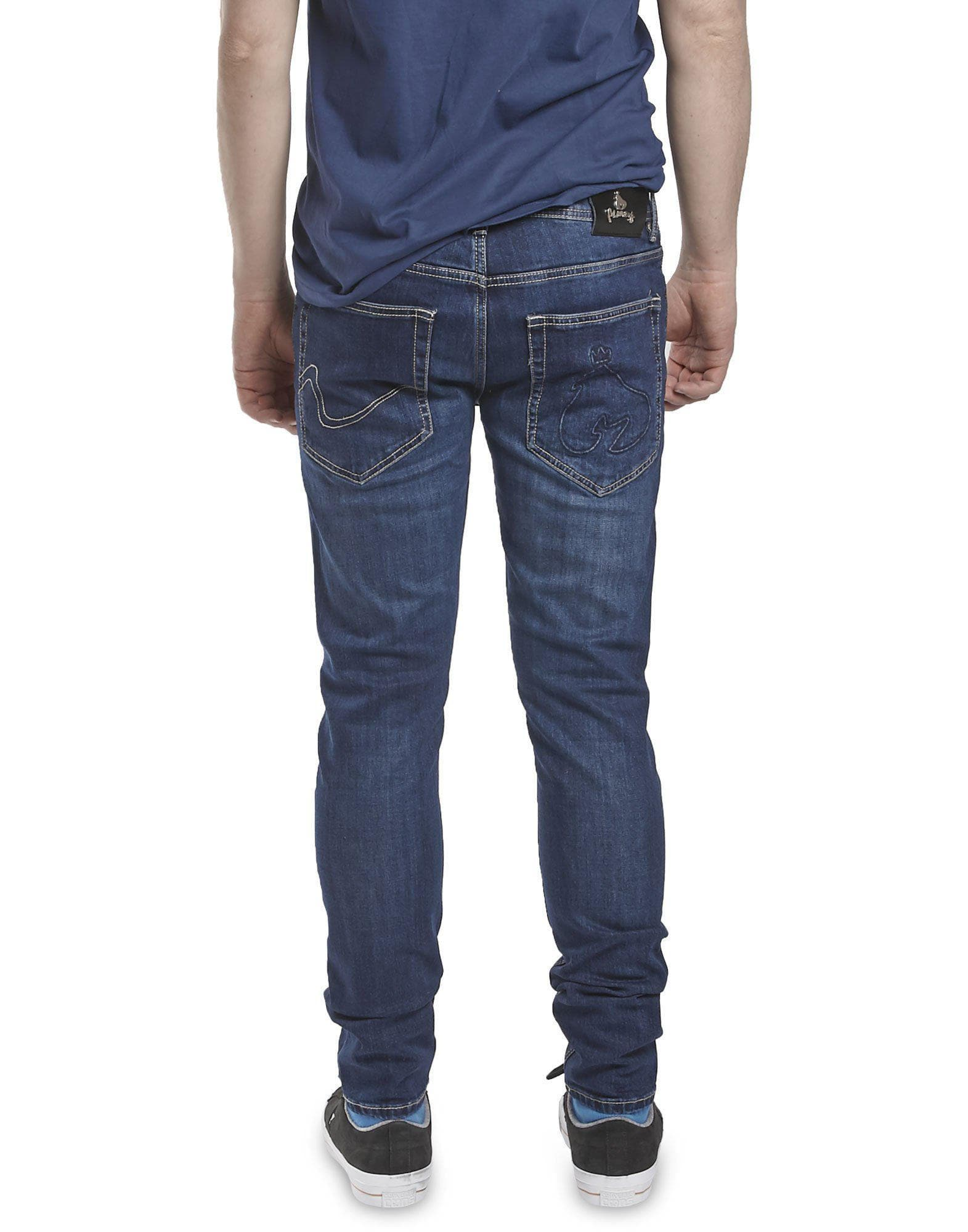 Money Dark Indigo Denim S