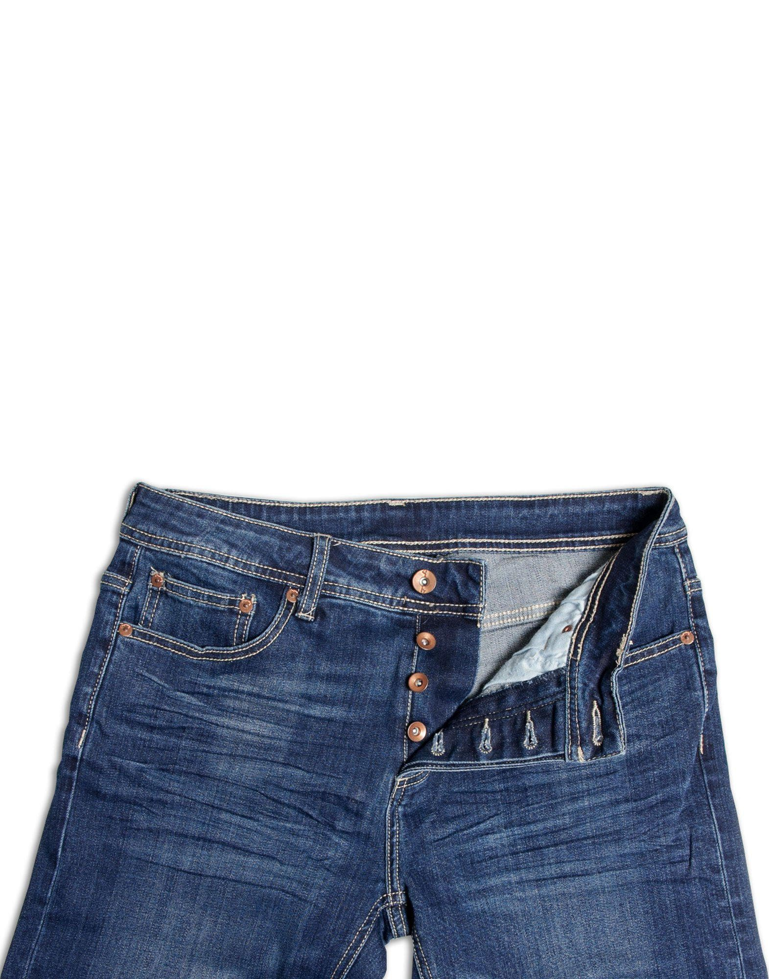 Dark Indigo Denim S
