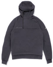 MONEY CLOTHING METRO COMBO PATCH HOOD GREY