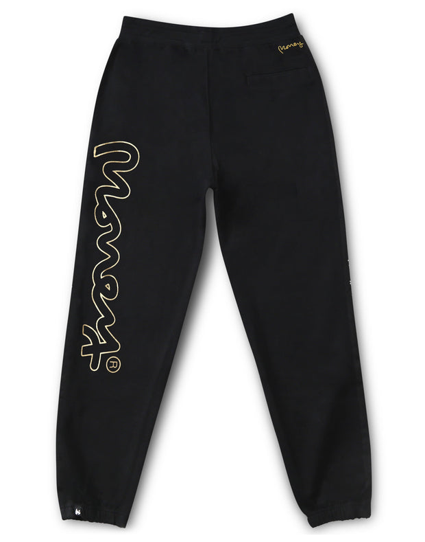 GOLD APE SWEAT PANT