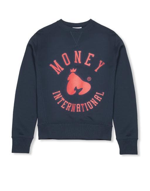 money_clothing_crew_neck_sweatshirt