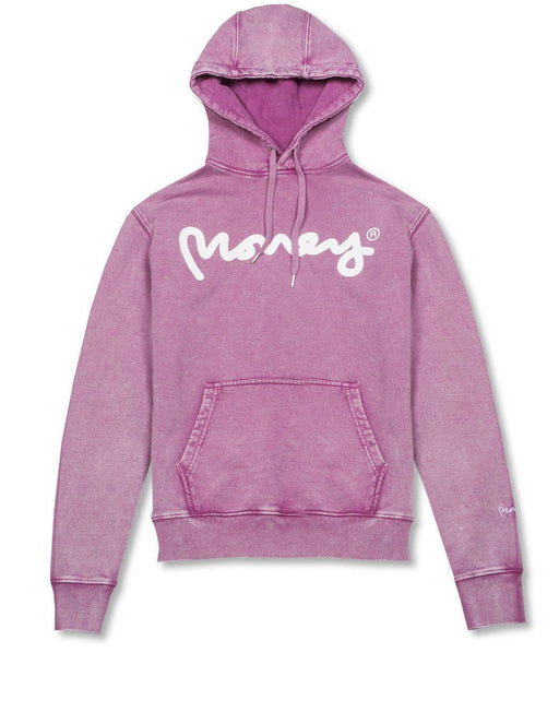 Money Bleached Out Hoody