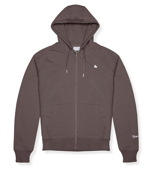 POP ZAMAC ZIP HOODY