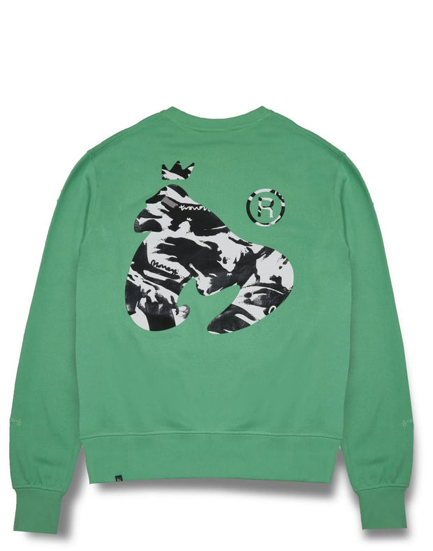 SIG APE NIGHT CAMO CREW GREEN