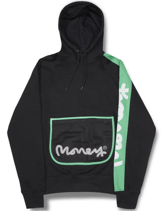 TREK OFF MONEY HOODY BLACK