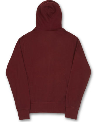 COMBO PATCH HOOD RED
