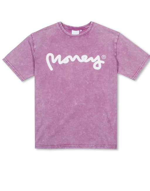 Money Bleached Out Tee