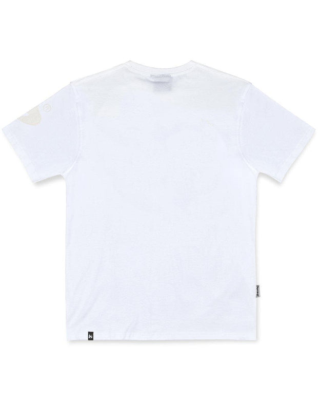 GLOSS DOT APE TEE WHITE