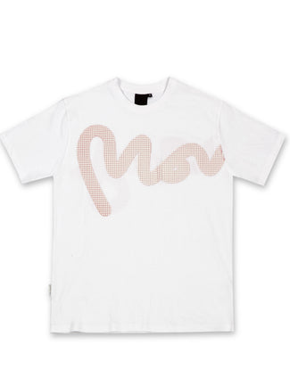 SHADOW NODE TEE WHITE