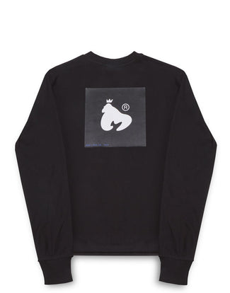 COLOUR PACK L/S TEE BLACK